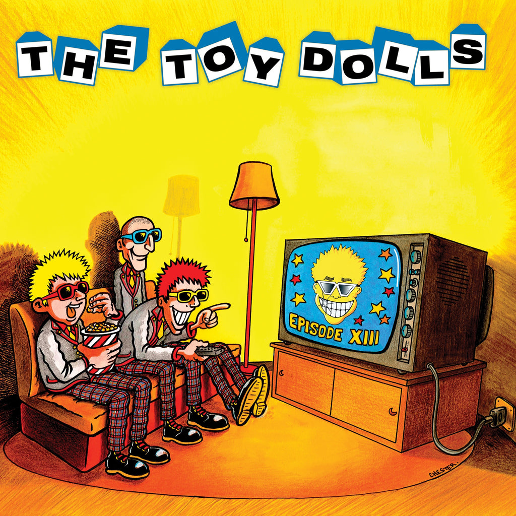 The Toy Dolls - Episode XIII - Secret Records Limited