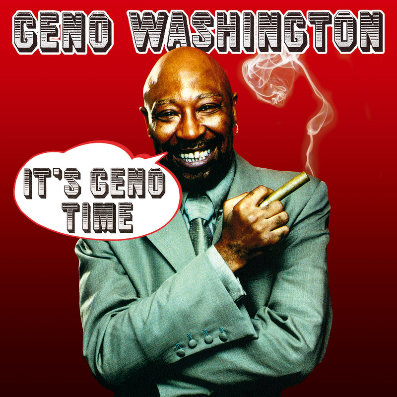 Geno Washington and The Ram Jam Band - It's Geno Time - 2CD Album - Secret Records Limited