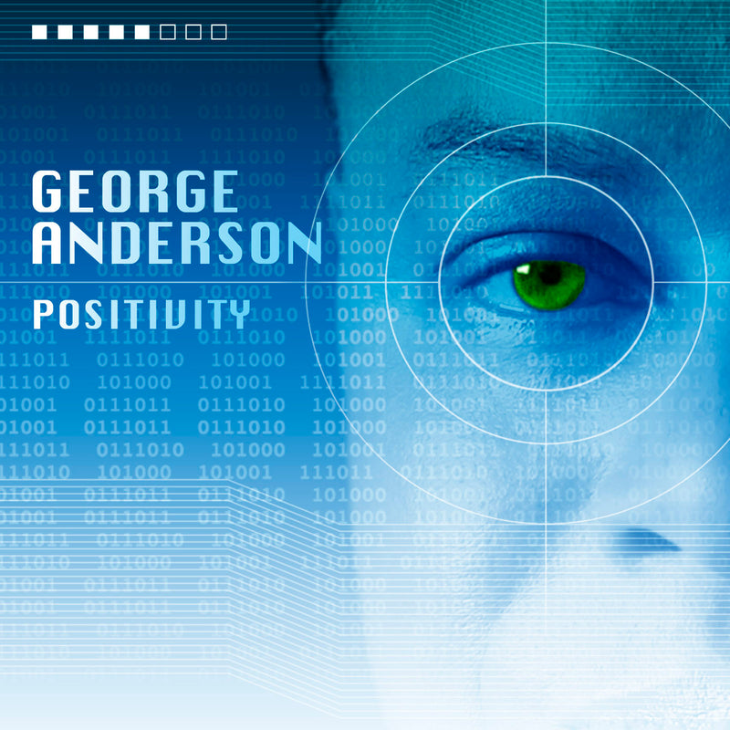 George Anderson - Positivity - CD Album - Secret Records Limited