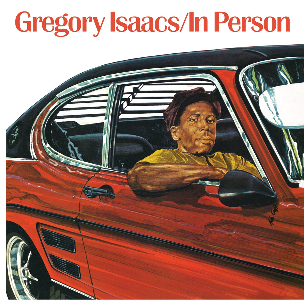 Gregory Isaacs - In Person - Secret Records Limited