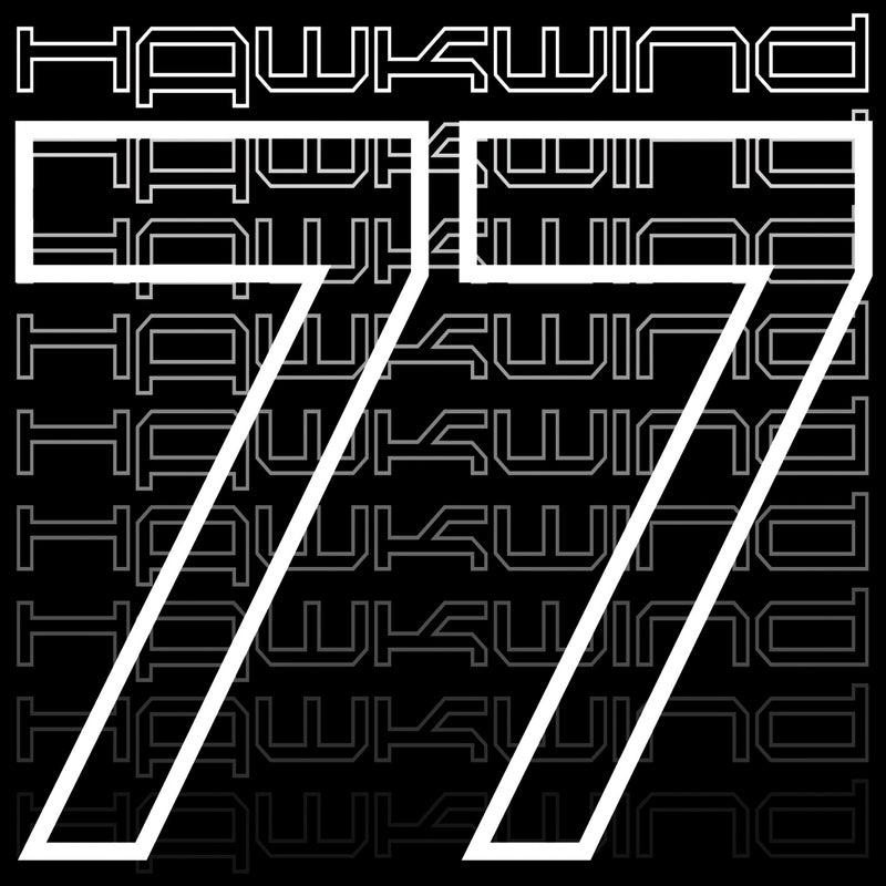 Hawkwind - 77 - 2CD Album - Secret Records Limited