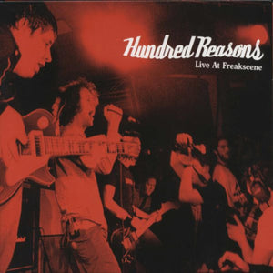 Hundred Reasons - Live At Freakscene - CD Album - Secret Records Limited