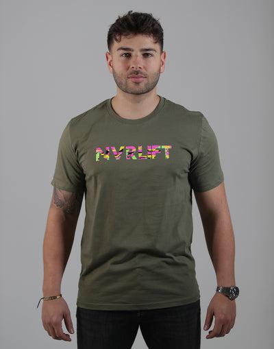 Nvrlift Limited Splatter Premium Tee