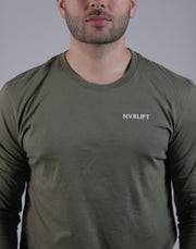 Nvrlift Premium Long Sleeve Tee