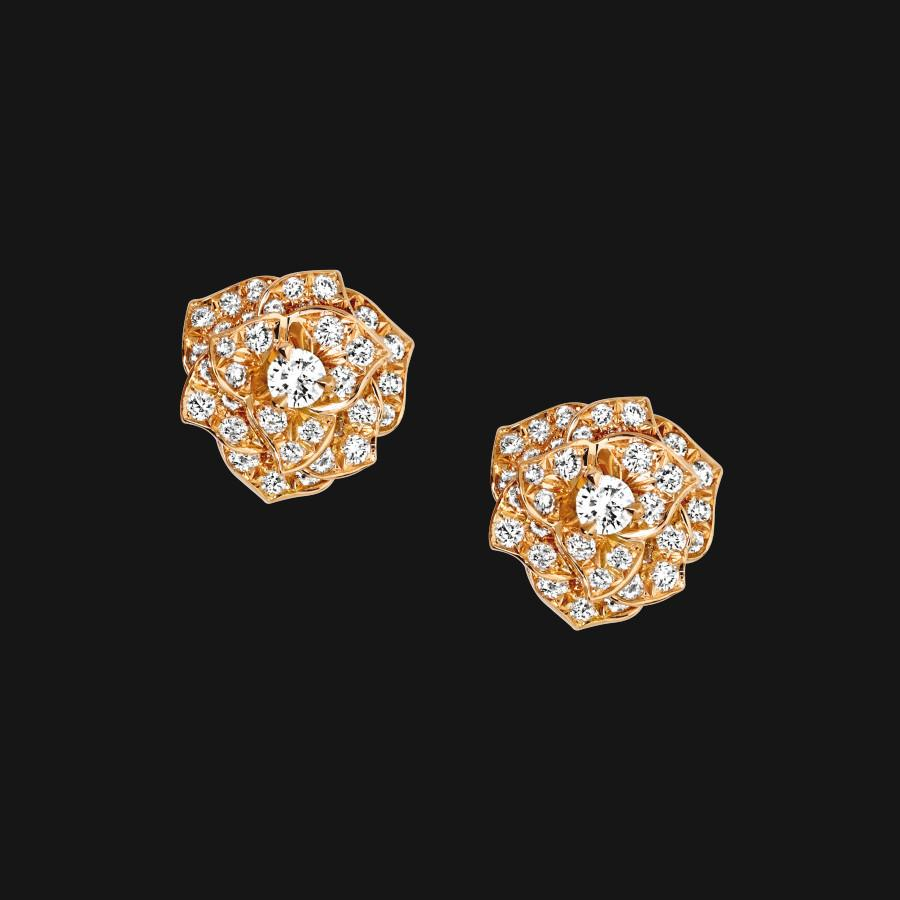 18k Bloom Earrings