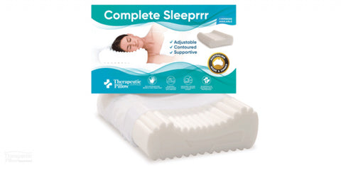 Complete Sleeprrr Original, Adjustable memory foam - soft
