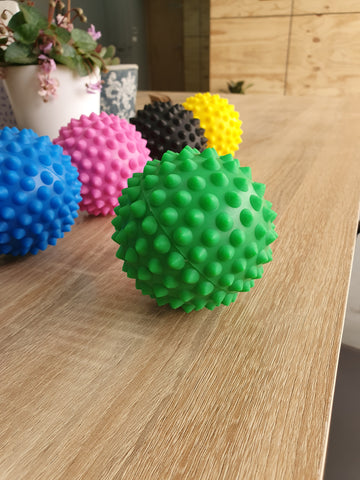 Allcare Spikey Massage Ball 9.5cm Green