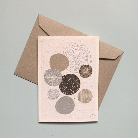 Seed & Ink Greeting Cards - various designs