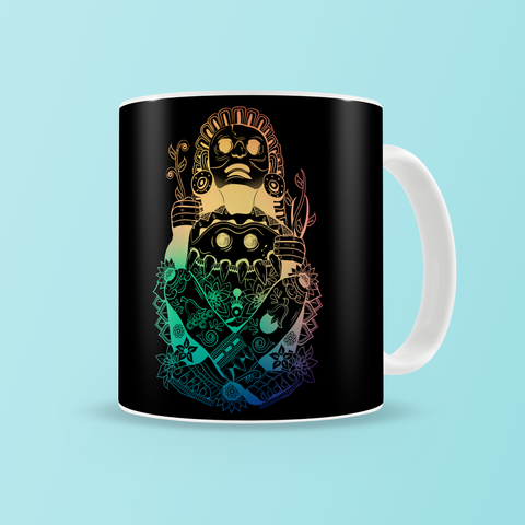 Taza Tenoch® Xochipilli Color Degradado