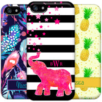 New Monogram Case Designs