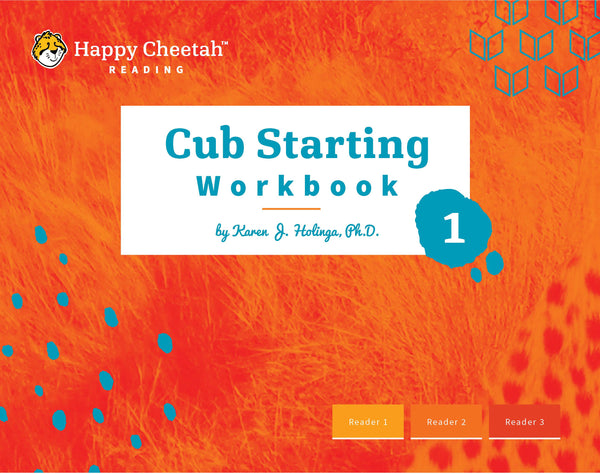 Cub Starting Workbook: Level 1