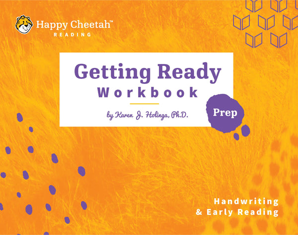 Getting Ready: Handwriting and Early Reading Workbook