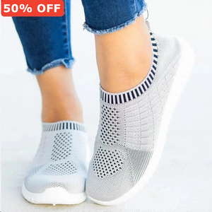 Winter Breathable Mesh Casual Walking Sneakers - 💥50% OFF - New Year Promotion
