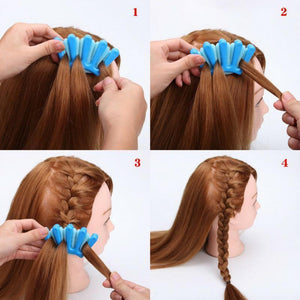 Hair Braiding Machine Women Lady Girls DIY Romantic Twist Plait Hair Braiding Tool