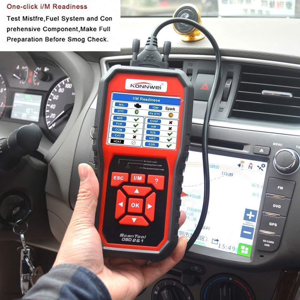 BEST SELLER 🔥50%OFF & Free Shipping🔥 Professional OBD2 Scanner Premium Grade Diagnostic Tool