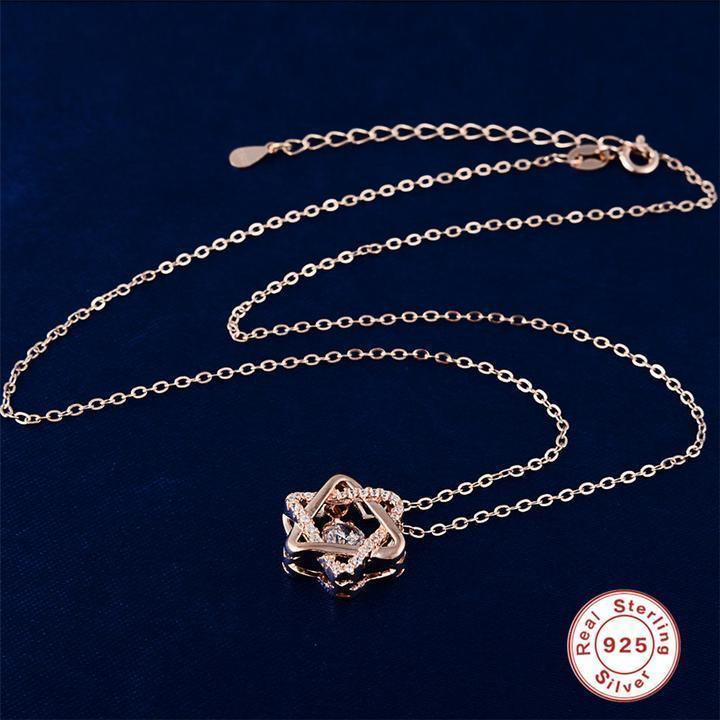 Sterling Silver Necklace - Buy 1 Get 1 Free Only Today