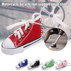 Motorcycle Bicycle Foot Support Small Shoes
