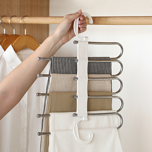 🔥Limited Promotion🔥Multi-Functional Pants Rack