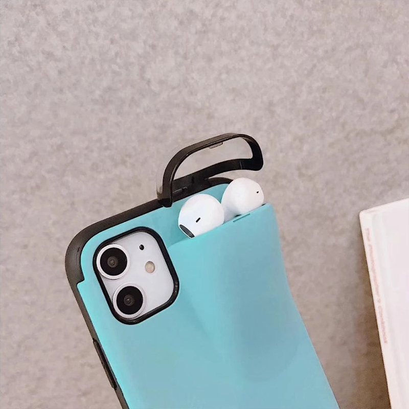 2-in-1 AirPods iPhone Case - 💥BUY 1 GET 1 AT 50%