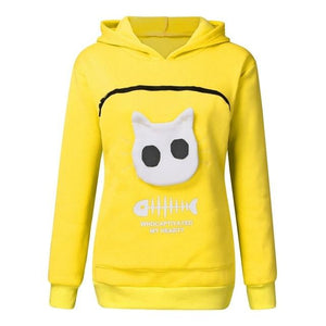 Sweatshirt Animal Pouch Hood Tops - 💥50% OFF - New Year Promotion