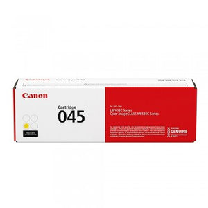 Canon 045 Yellow Toner Cartridge