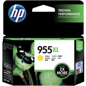 HP 955XL Yellow Ink Cartridge