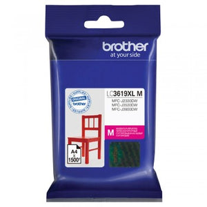Brother LC-3619XL Magenta Ink Cartridge