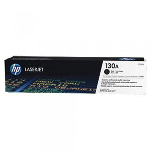 HP 130 Black Original LaserJet Toner Cartridge (CF350A)