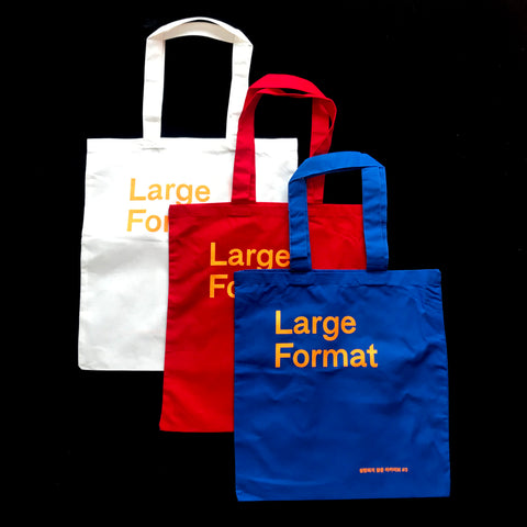 All Possible Futures: Unrealized Archive #3 Large Format / Tote Bags