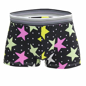 Cartoon Men Boxers
