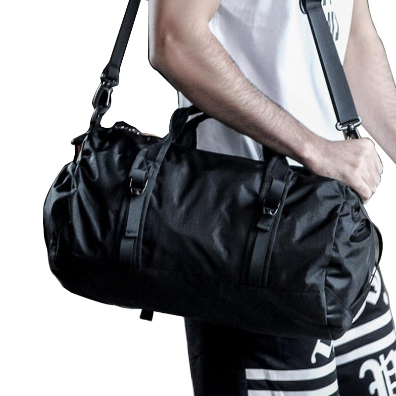 Foldable Lightweight Gym Bag