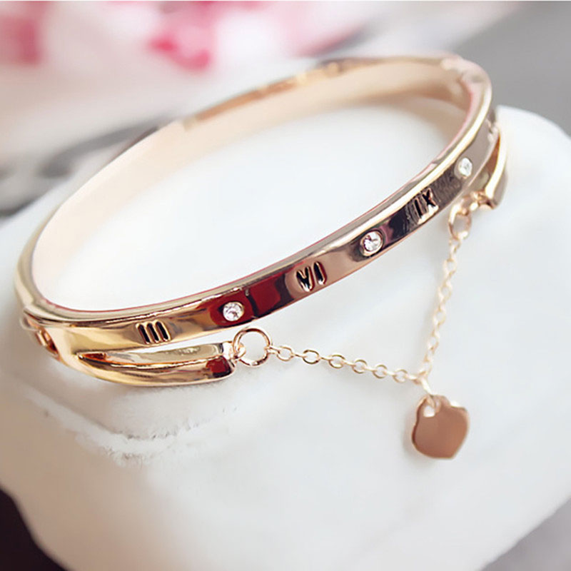 Rose Gold Luxury Bracelet