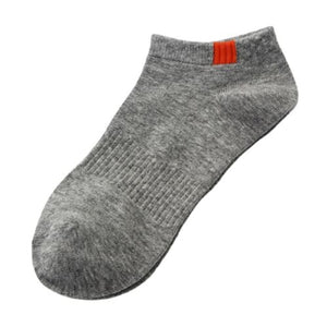 5 Pair Simple Ankle Socks