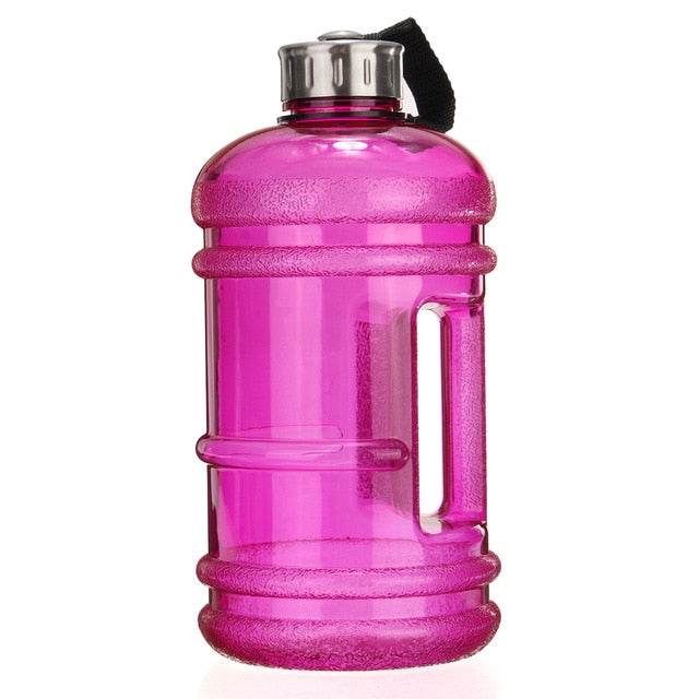 2200ml Large Capacity Water Bottle
