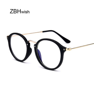 Cat Eye Clear Glasses
