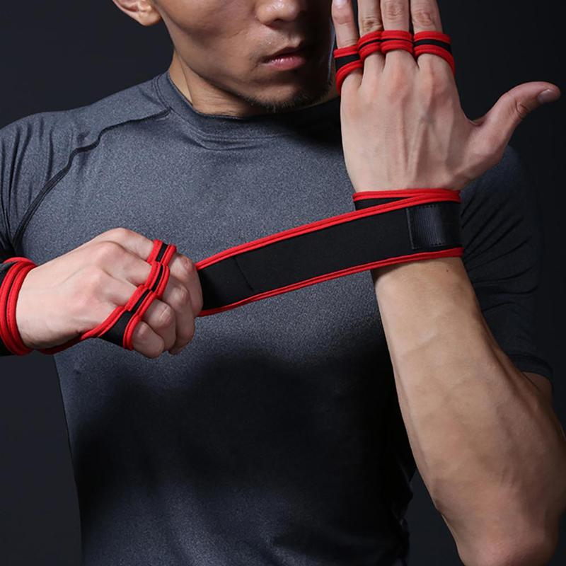 Weightlifting Anti-Slip Gloves