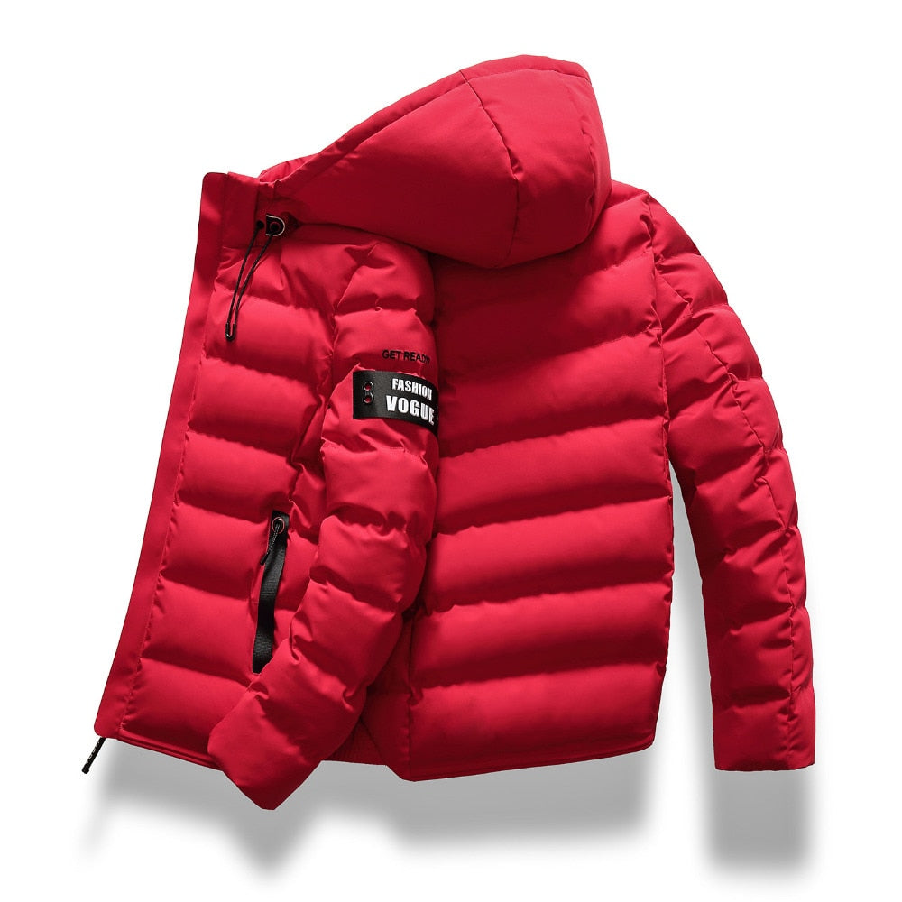Horizon Winter Puff Jacket