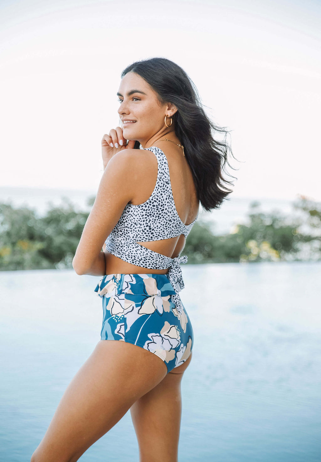 Amelia Two Piece Swimsuit