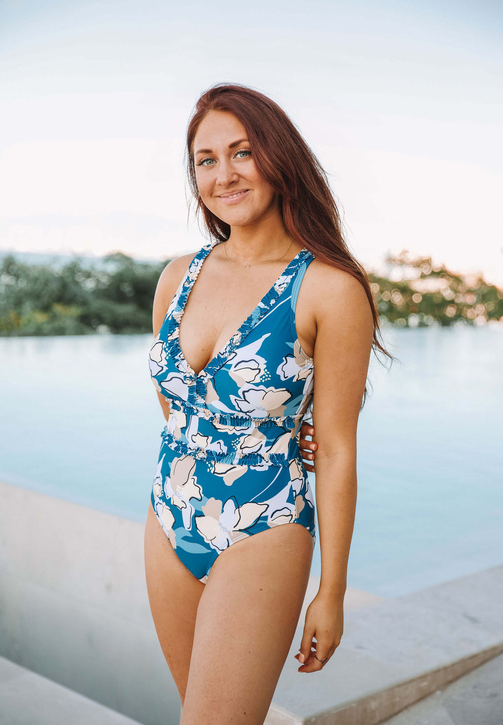 Harper One Piece Swimsuit