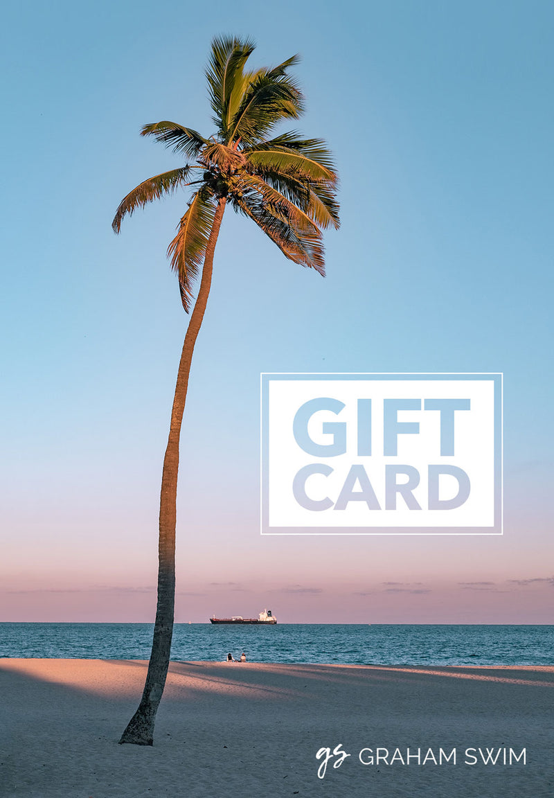 Graham Swim Gift Card