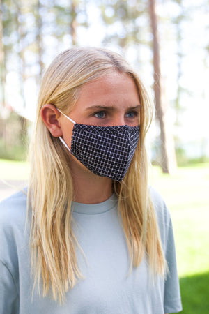 Adjustable/Reusable Face Mask