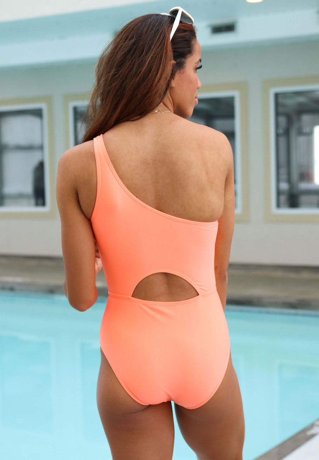 Coral One Piece