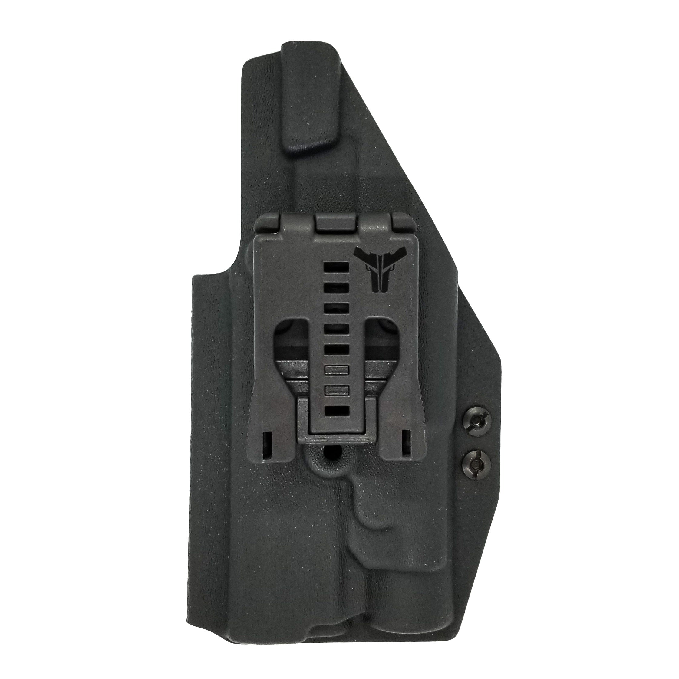 Sig Sauer P320 with TLR-1 OWB Holster