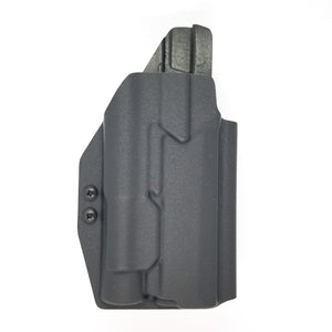 Sig Sauer P320 with TLR-1 OWB Gas Pedal Holster