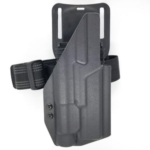 Glock 17/22 with TLR-1 OWB Competition Holster