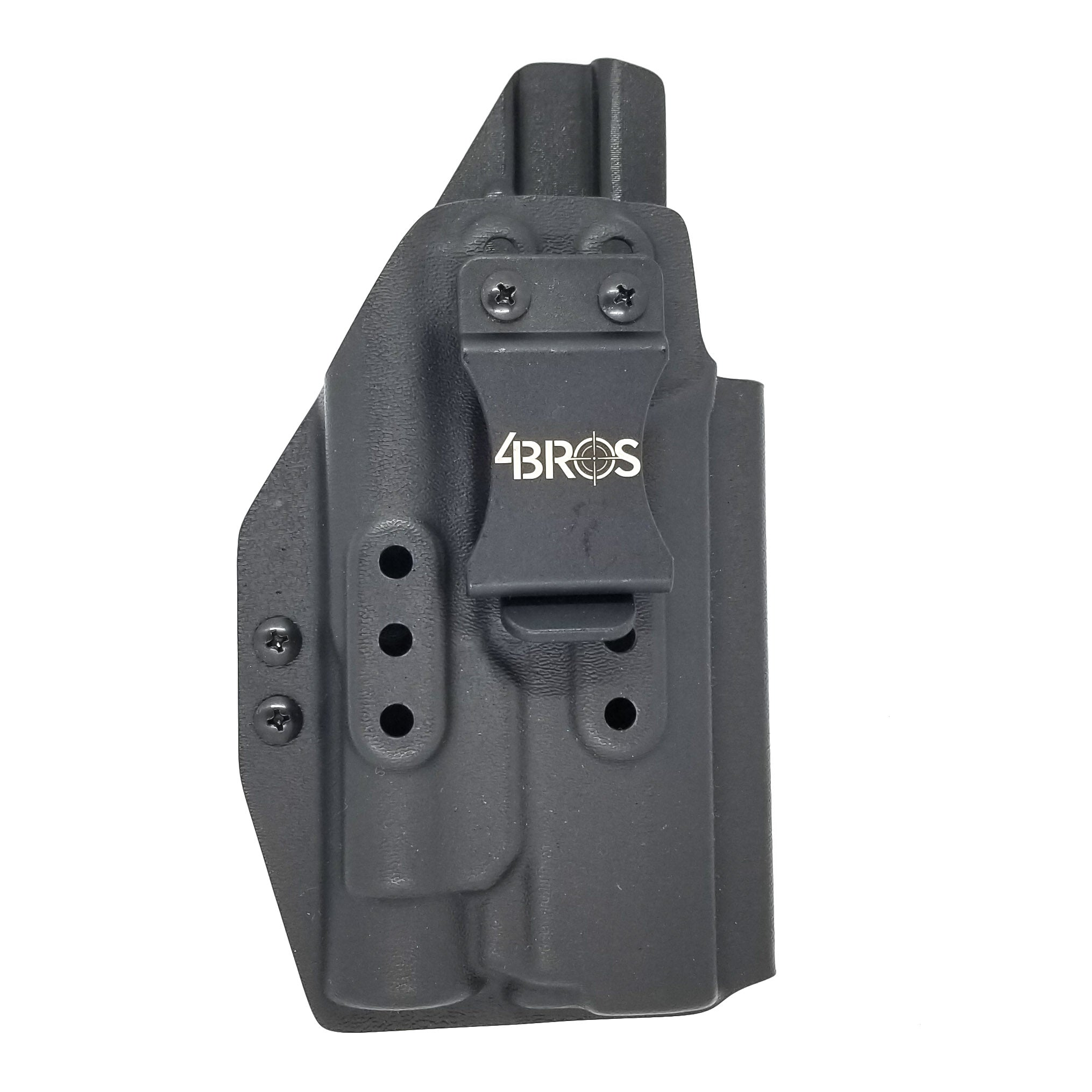 Sig Sauer P320 with TLR-1 IWB Holster