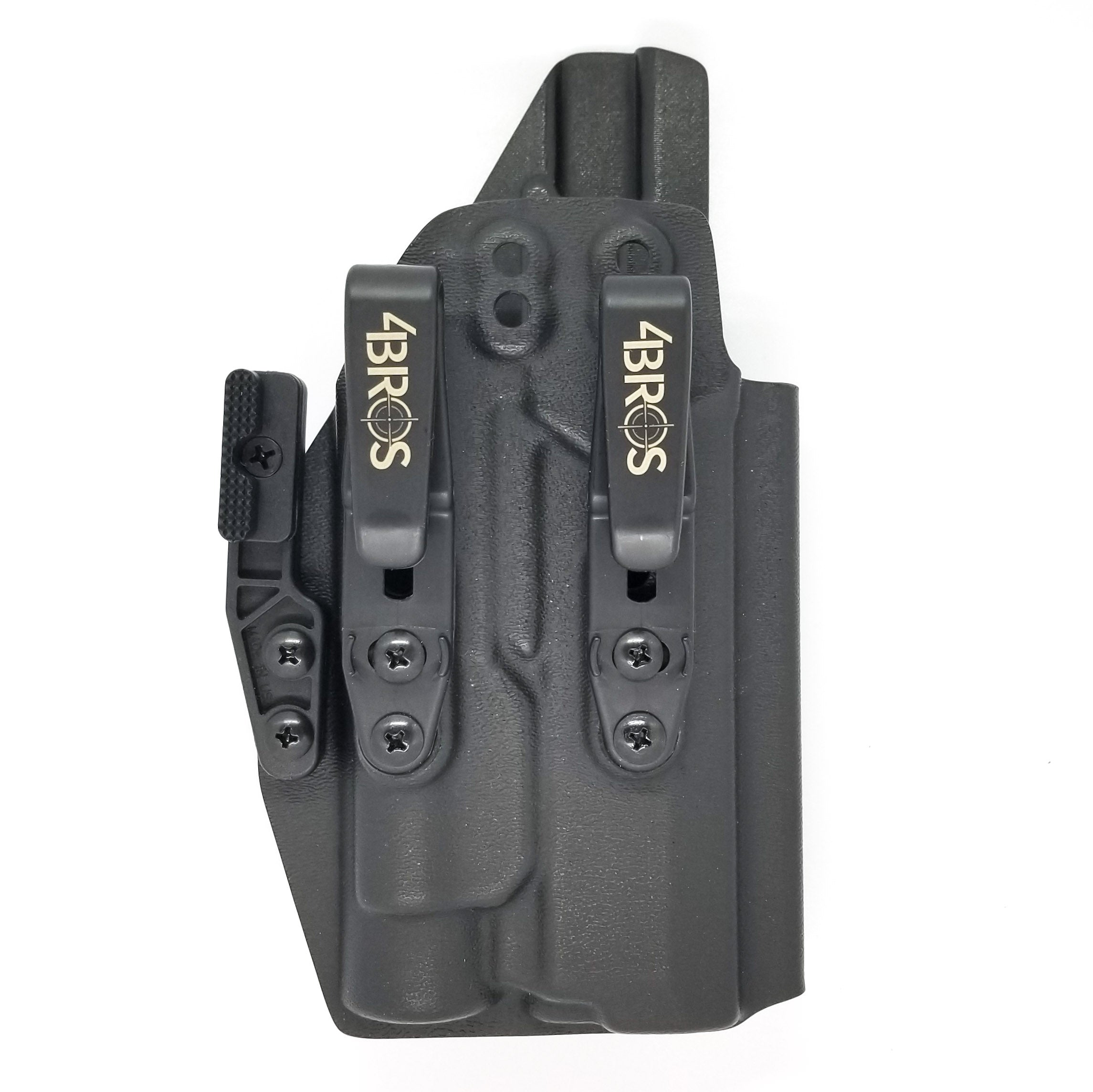 Sig Sauer P320 with TLR-1 IWB Gas Pedal Holster