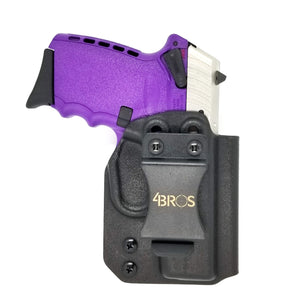 SCCY CPX-1 & CPX-2 IWB Holster