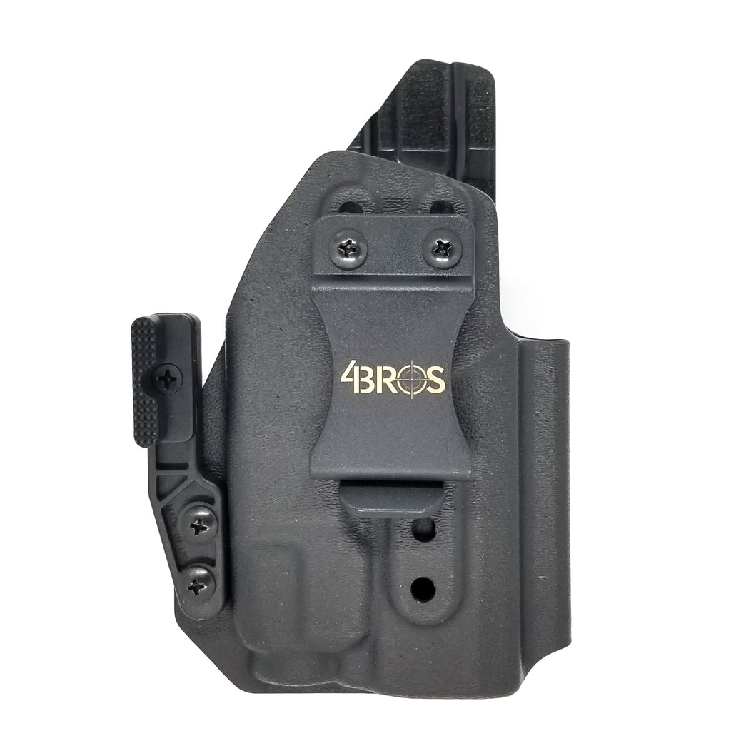 Sig Sauer P320 Compact/Carry with TLR-7 IWB Gas Pedal Holster