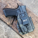 Sig Sauer P320 Compact/Carry with TLR-7 IWB Holster